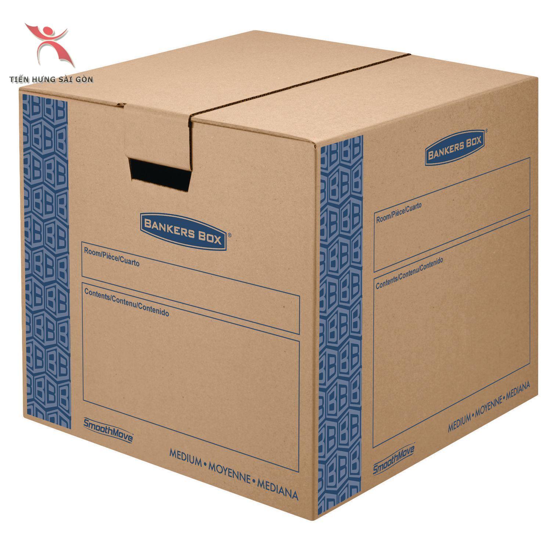 thùng carton đựng hàng dễ vỡ