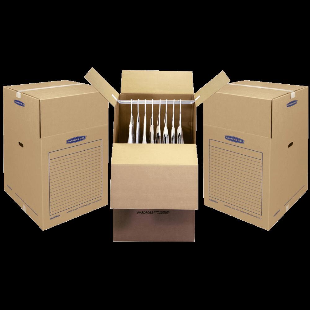 In thùng carton đựng đồ gia dụng tại quận 4
