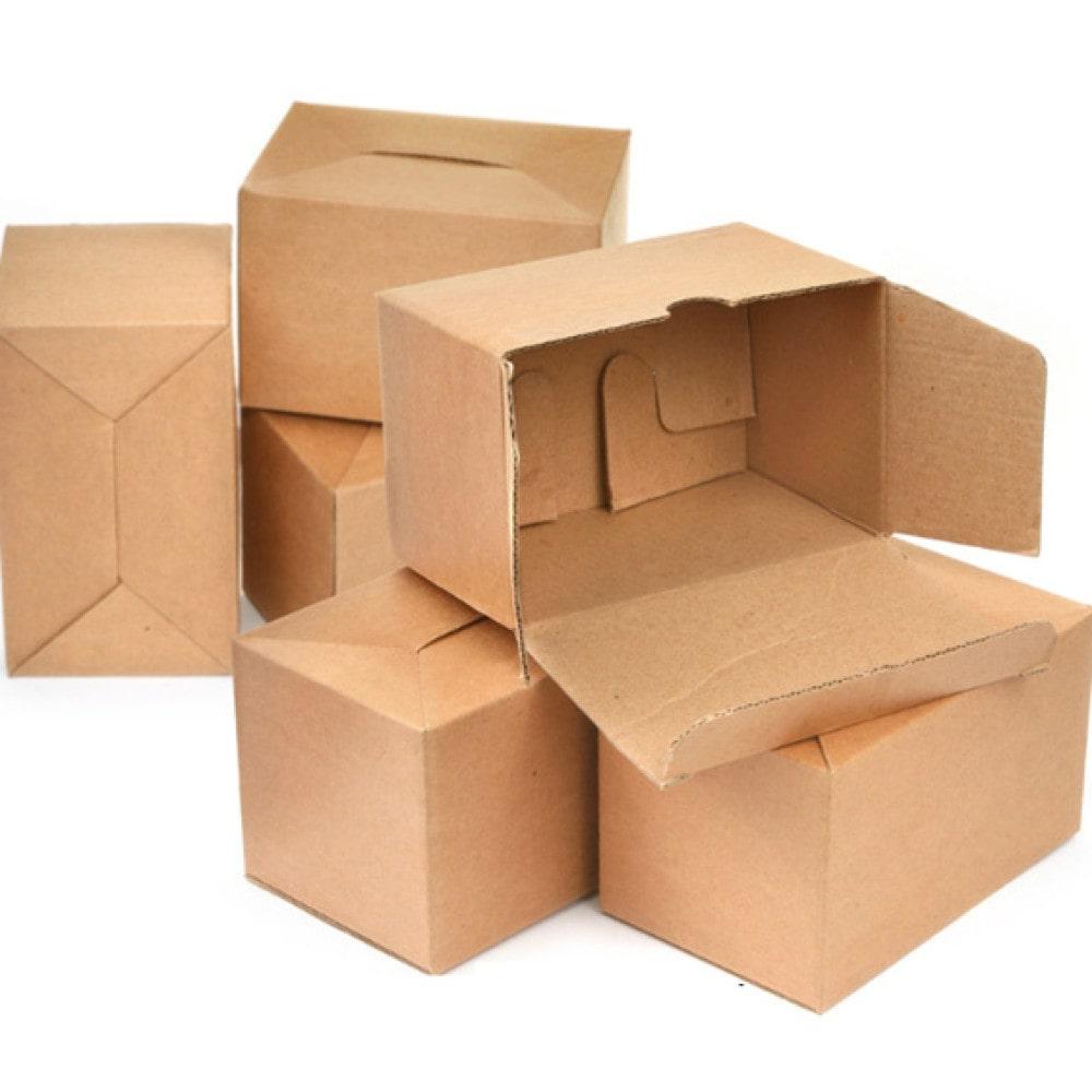 In thùng carton đựng hàng thủy sản tại quận 3
