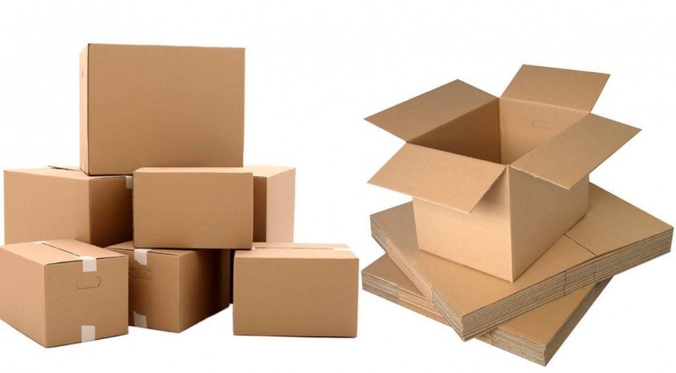 In thùng carton đựng hóa chất tại quận 3
