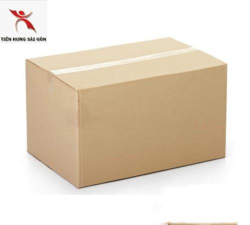 In thùng carton đựng thiết bị điện tử tại quận 3