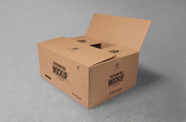 In thùng carton đựng mỹ phẩm tại quận 4