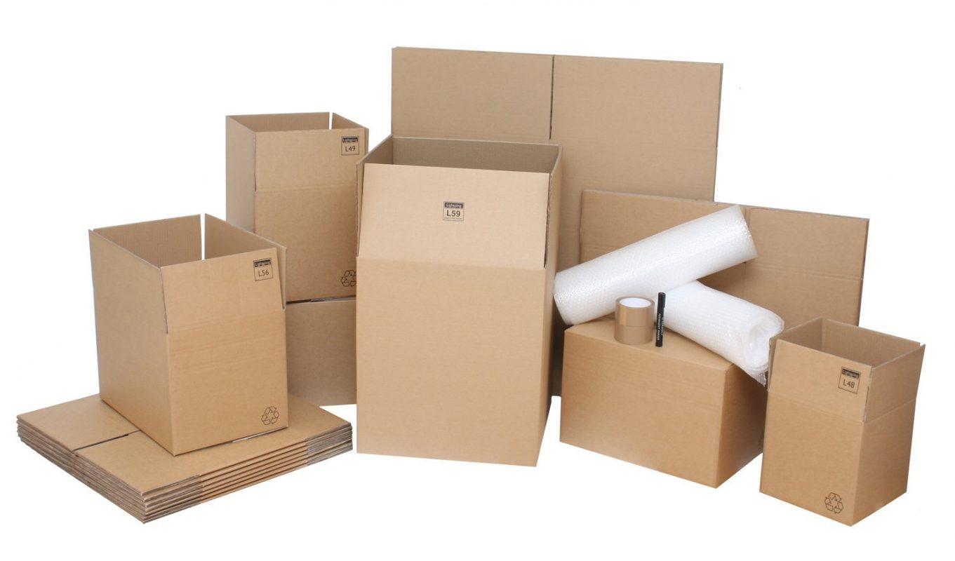 thùng carton đựng hàng đông lạnh
