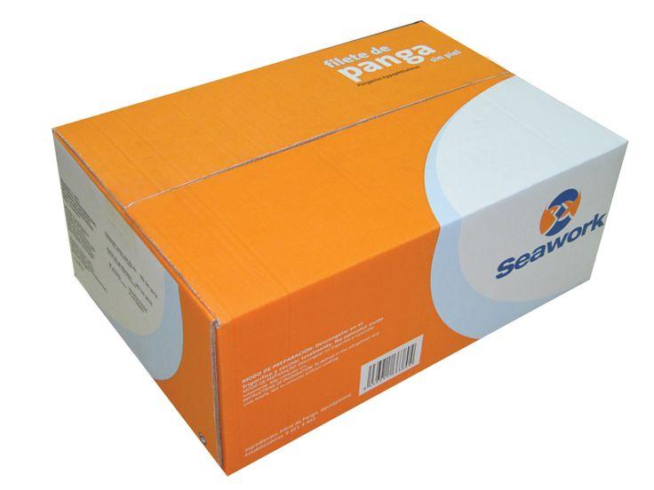 In thùng carton đựng hàng đông lạnh tại quận 4